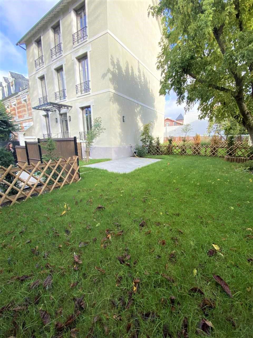 location Triplex de 134m² avec jardin